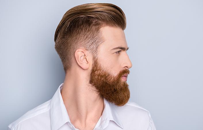 vantaggi di uscire con un ragazzo con i capelli lunghi