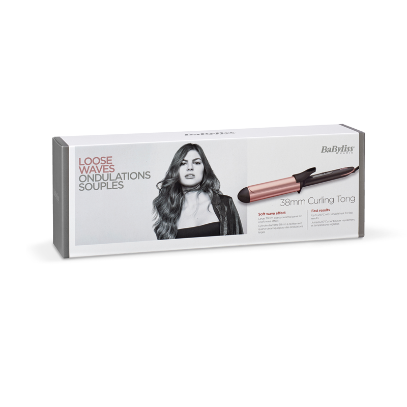 BaByliss Ferro 38mm Quartz Ceramic