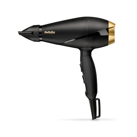 BaByliss Asciugacapelli AC Power Pro 2000W Made in Italy - BaByliss
