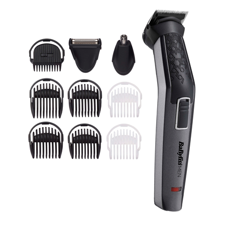 Multi Trimmer 10 in 1 Carbon Titanium - BaByliss