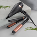 Bronze Shimmer 235 Hair Straightener - BaByliss