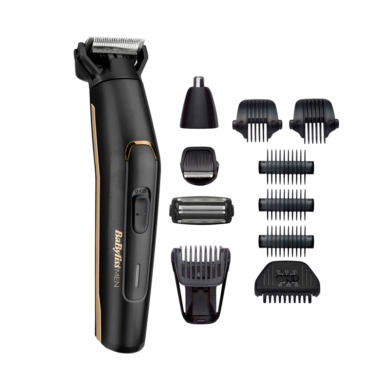 Multi Trimmer 11 in 1 Carbon Titanium Waterproof - BaByliss